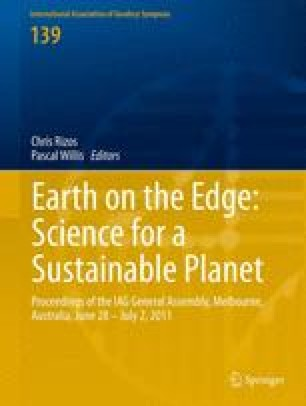 Earth on the Edge: Science for a Sustainable Planet