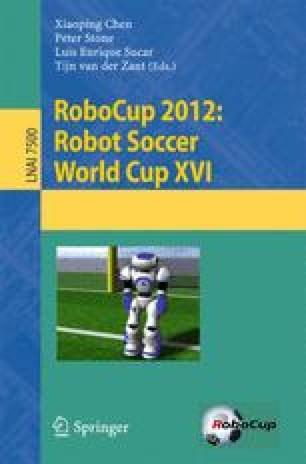 RoboCup 2012: Robot Soccer World Cup XVI