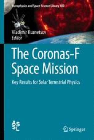 The Coronas-F Space Mission
