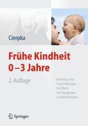 Entwicklungspsychologie In Den Ersten Drei Lebensjahren Springerlink