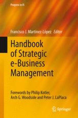 Handbook of Strategic e-Business Management