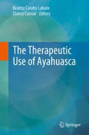 Therapeutic Applications of Ayahuasca and Other Sacred Medicines