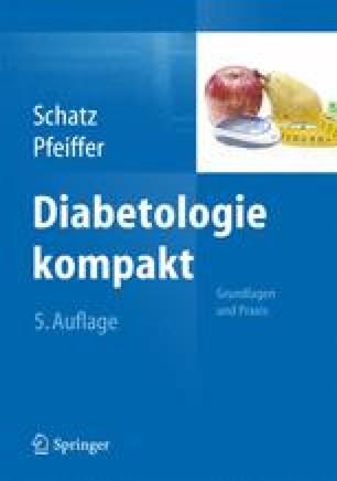 diabetes mellitus entgleisung therapie