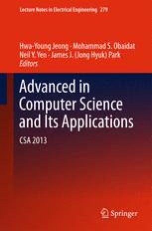 Advances in Computer Science and its Applications