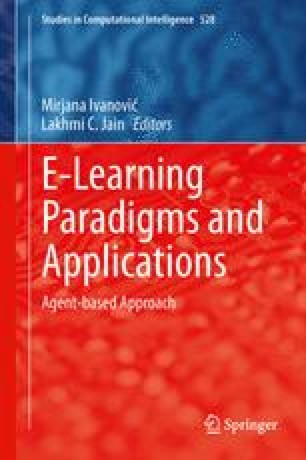 E-Learning Paradigms and Applications