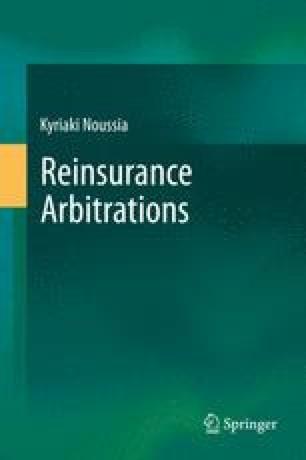 The Reinsurance Arbitration Clause | SpringerLink