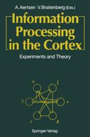 Information Processing in the Cortex