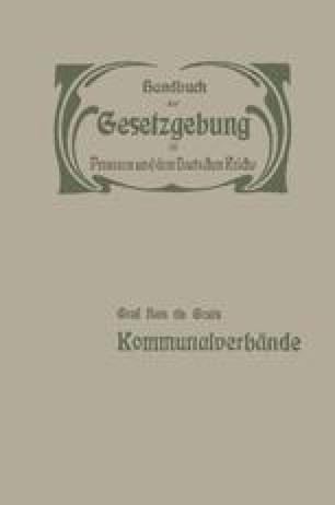 Der Preußische Staat