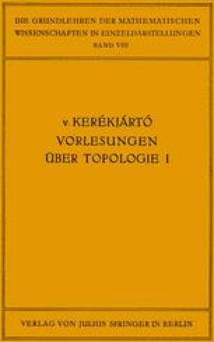 Vorlesungen über Topologie