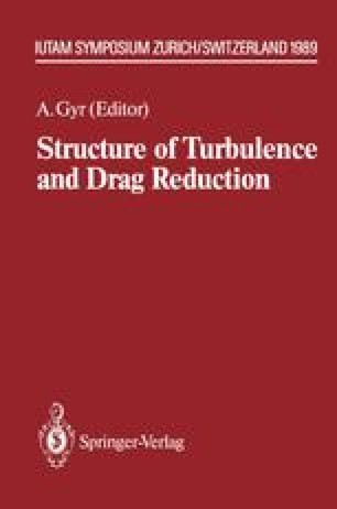 Structure of Turbulence and Drag Reduction