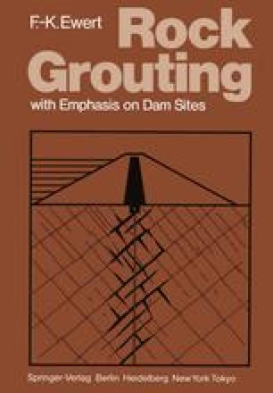 Rock Grouting