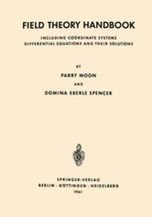 Field Theory Handbook