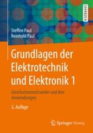 Einfache resistive Stromkreise und Netzwerkelemente | SpringerLink