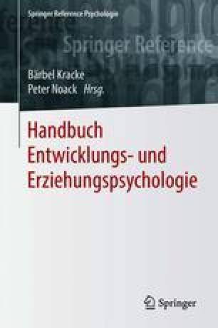 Handbuch Entwicklungs- und Erziehungspsychologie