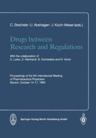 Drugs between Research and Regulations
