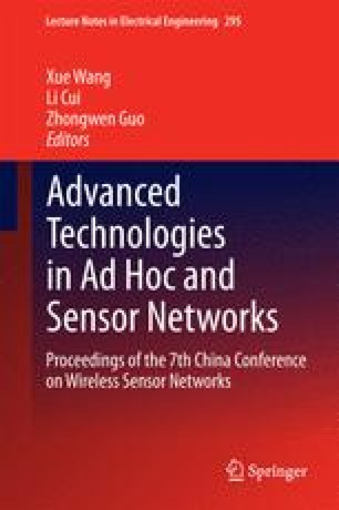 Advanced Technologies in Ad Hoc and Sensor Networks