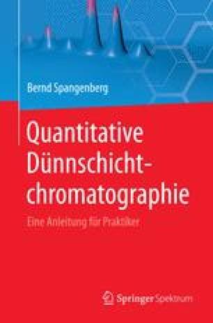 Quantitative Dünnschichtchromatographie