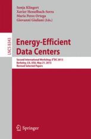Energy-Efficient Data Centers