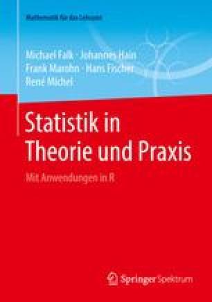 Statistik in Theorie und Praxis