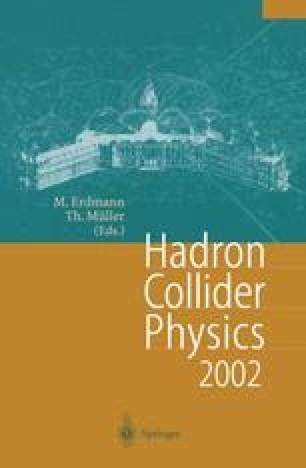 Hadron Collider Physics 2002