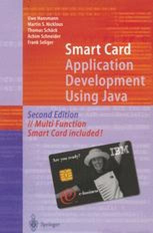 Smart Card Application Development Using Java