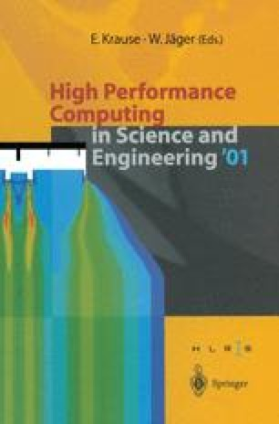High Performance Computing in Science and Engineering '01