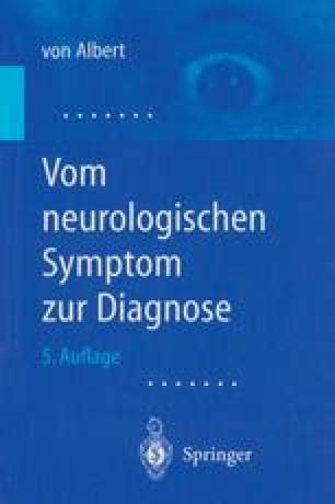 Vom neurologischen Symptom zur Diagnose
