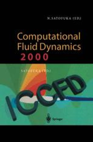 Computational Fluid Dynamics 2000