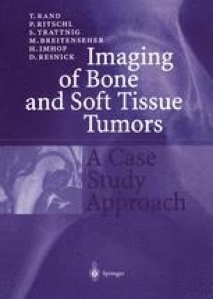 Imaging of Bone and Soft Tissue Tumors