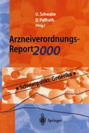 Arzneiverordnungs-Report 2000