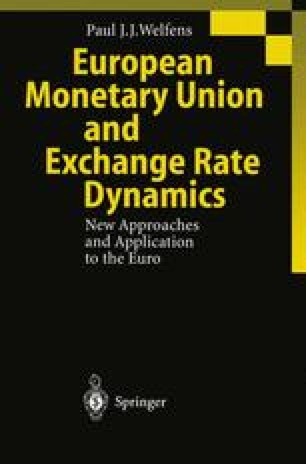 Modern Exchange Rate Theory and Schumpetrian Economic Analysis: New