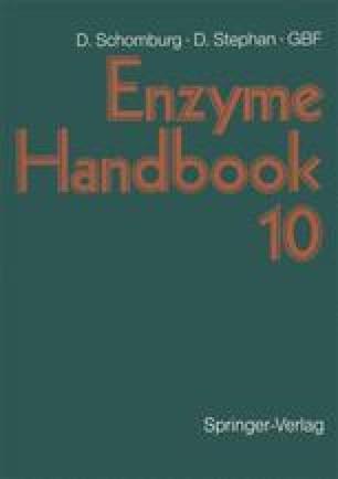 Enzyme Handbook 10