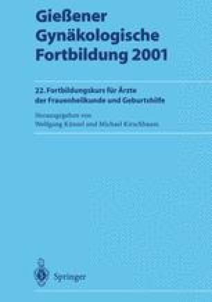 Gießener Gynäkologische Fortbildung 2001