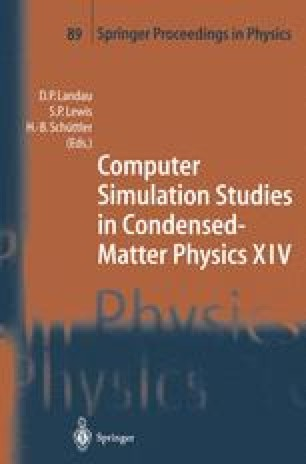 Computer Simulation Studies in Condensed-Matter Physics XIV