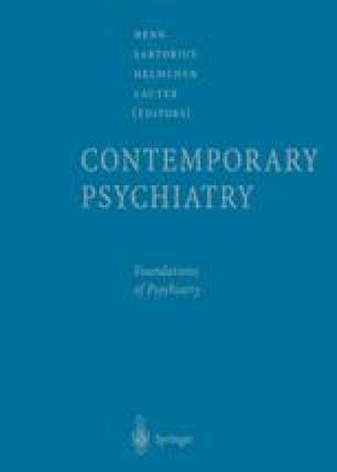 Contemporary Psychiatry