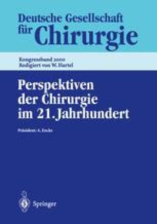 Perspektiven der Chirurgie im 21. Jahrhundert