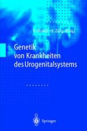 Pränatale Diagnostik von Erkrankungen der Nieren und ableitenden ...