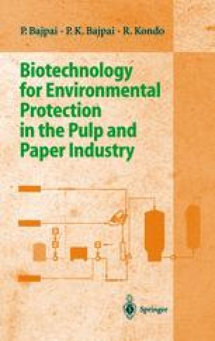 Biotechnology for Environmental Protection in the Pulp and Paper Industry