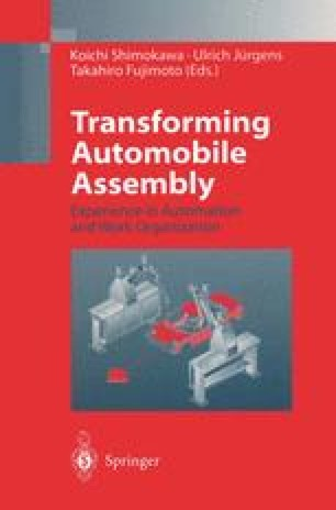 Transforming Automobile Assembly