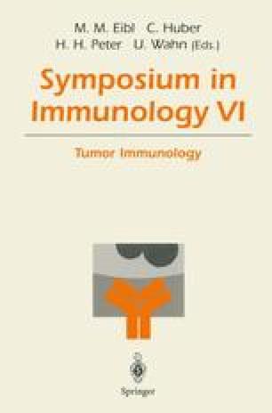 Symposium in Immunology VI