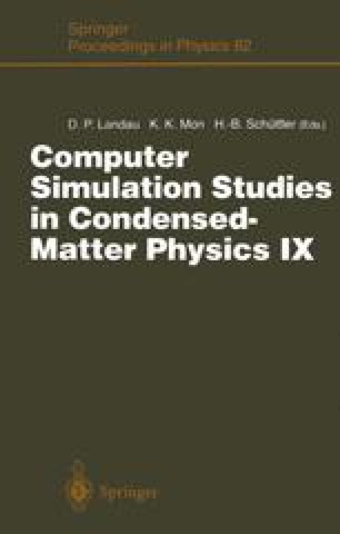 Computer Simulation Studies in Condensed-Matter Physics IX