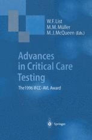 Advances in Critical Care Testing