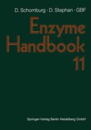 Enzyme Handbook 11