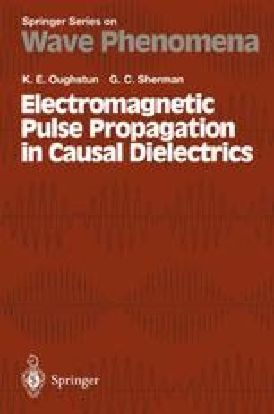 Electromagnetic Pulse Propagation in Causal Dielectrics