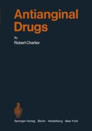 Antianginal Drugs