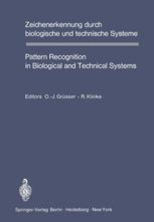 Zeichenerkennung durch biologische und technische Systeme / Pattern Recognition in Biological and Technical Systems