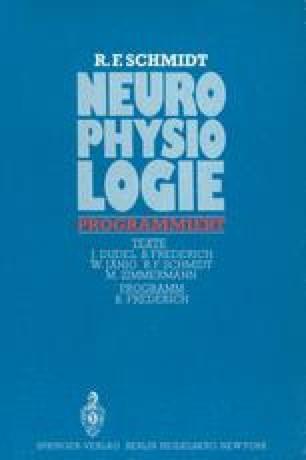 Neurophysiologie programmiert