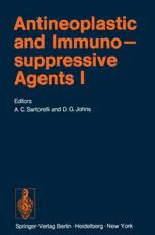 Antineoplastic and Immunosuppressive Agents Part I