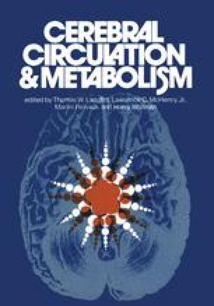 Cerebral Circulation and Metabolism