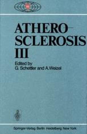 Atherosclerosis III